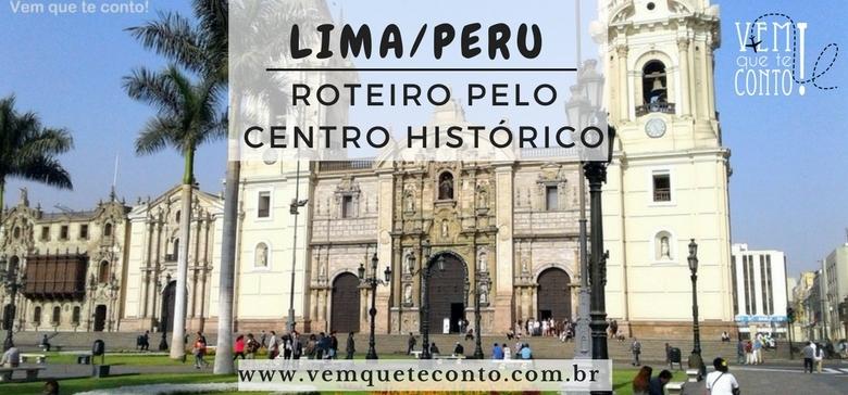 centro historico de lima pdf