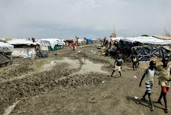 condiciones de vida en sudan