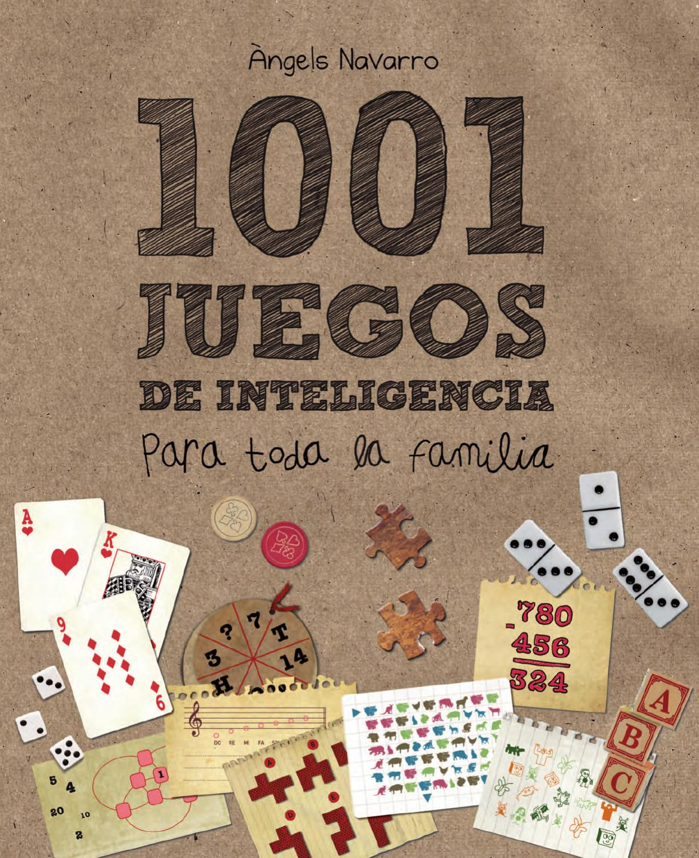 1001 juegos de inteligencia para toda la familia pdf full