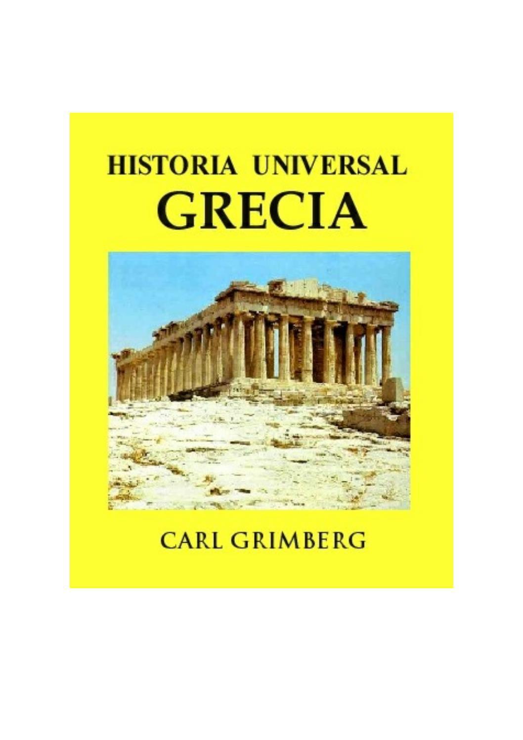 carl grimberg historia universal tomo ii pdf