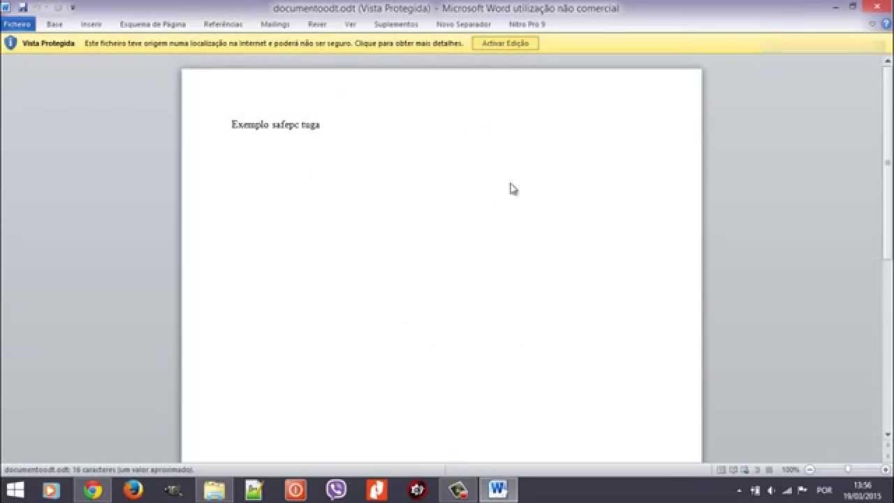 converter arquivo do para pdf