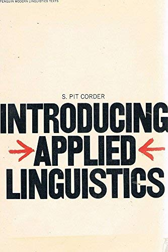 corder introducing applied linguistics pdf