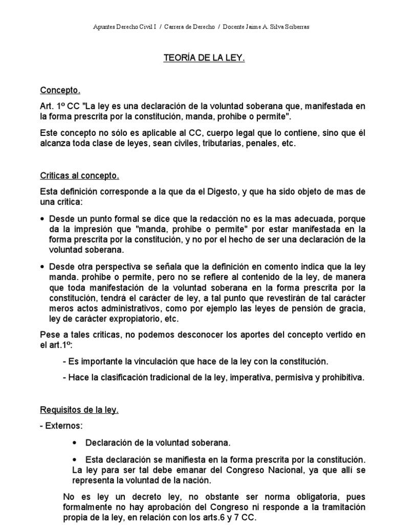 apuntes de teoria de la constitucion de chile pdf