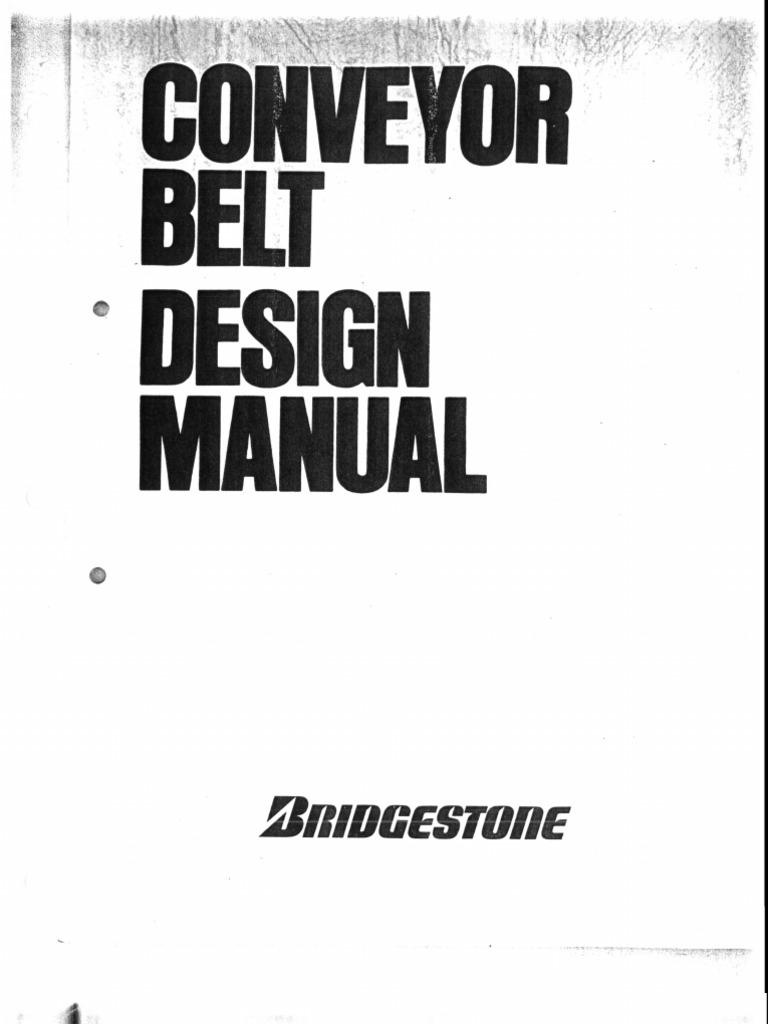 cema conveyor belt pdf download scribd