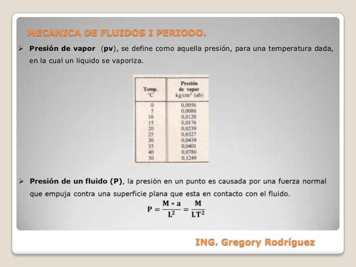 curso de mecanica de fluidos pdf