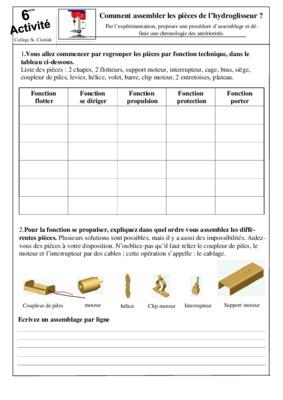 comment assembler 2 pdf en 1