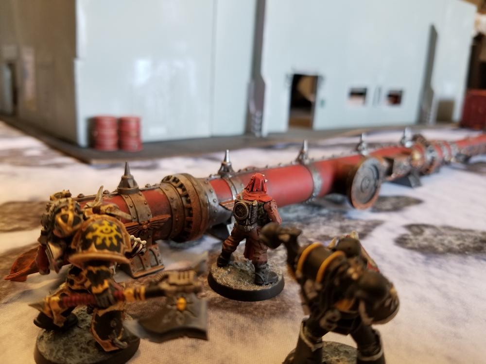 chaos space marines kill team tactics pdf