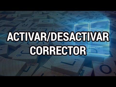 activar desactivar diccionario de ddatos