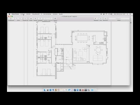 como escalar un plano pdf en autocad
