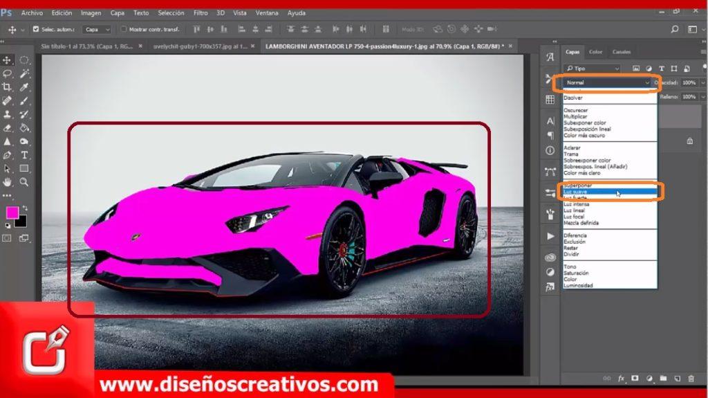 como cambiar el color de un pdf