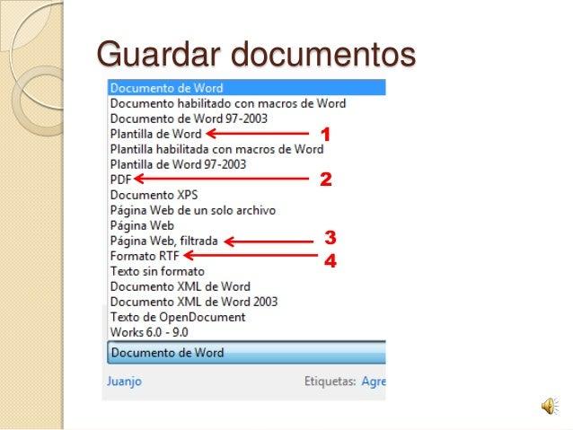 como guardar documentos de excel en pdf
