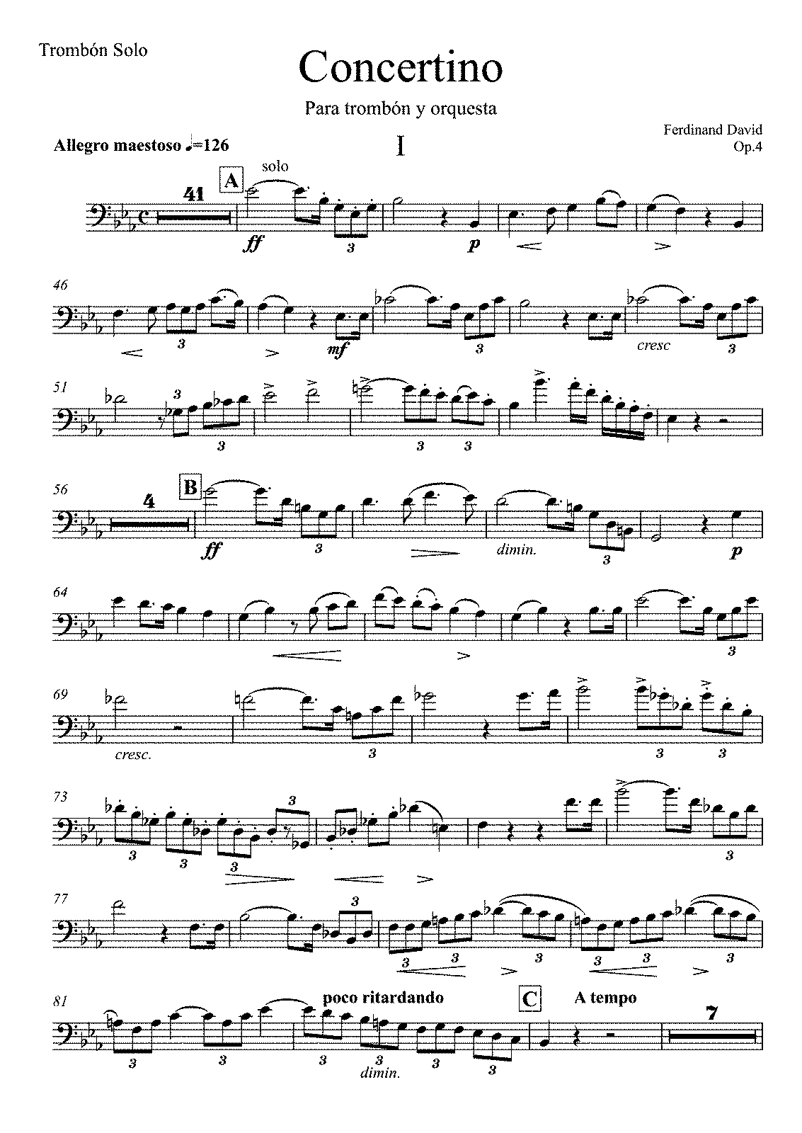 david ferdinand trombone concertino pdf