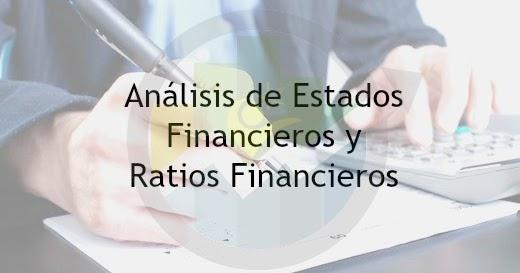 analisis de ratios financieros pdf