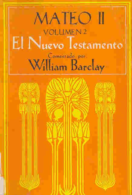 comentario biblico william barclay pdf tomo 2