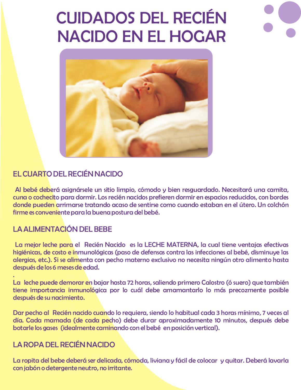 cuidados del recien nacido pdf