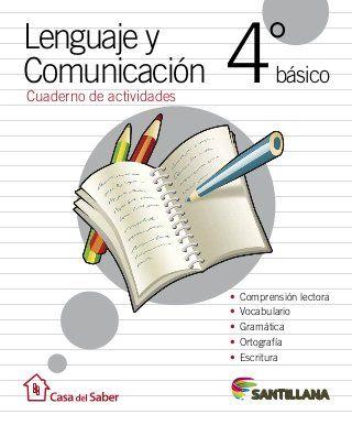 cuaderno de actividades de lenguaje para kinder pdf