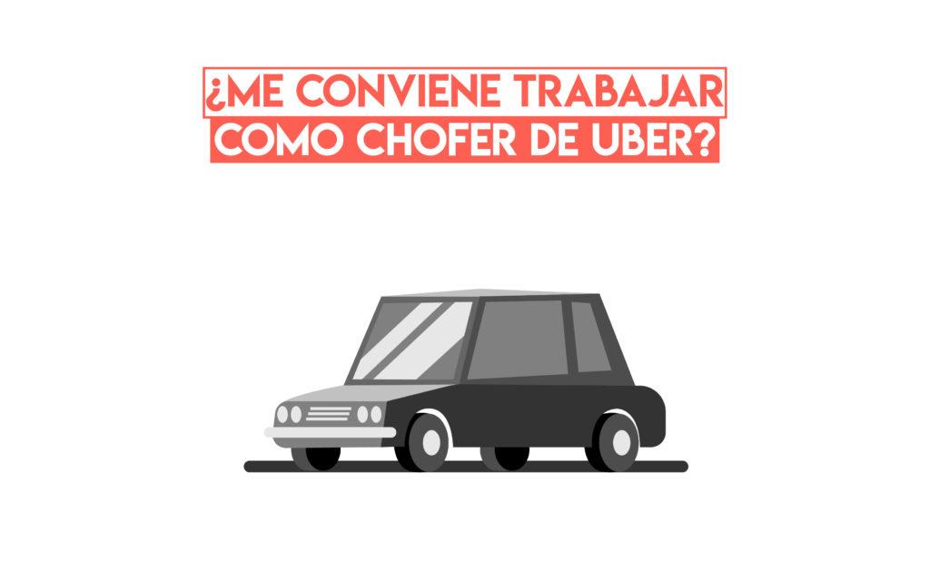 condiciones para trabajar como uber