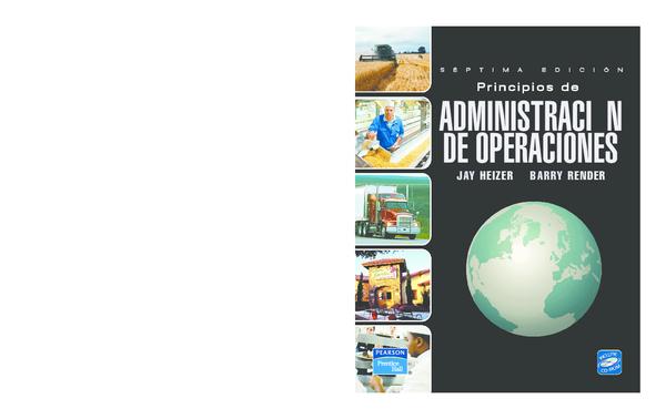 administracion de operaciones render pdf