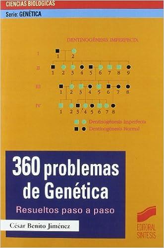 360 problemas de genética resueltos paso a paso descargar pdf