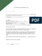 carta de solicitud de residencia definitiva chile pdf