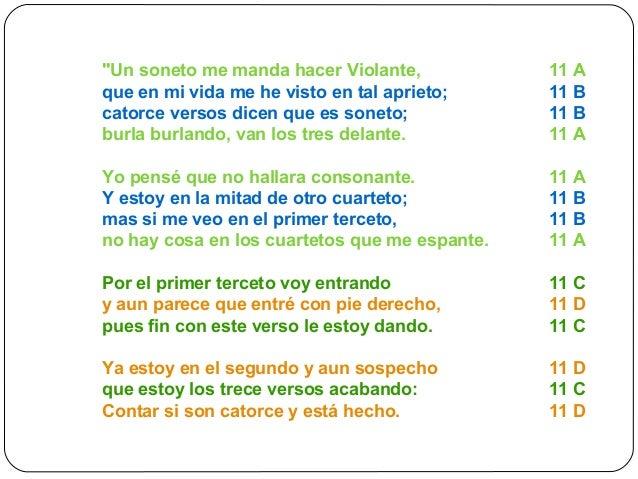 como hacer un soneto pdf