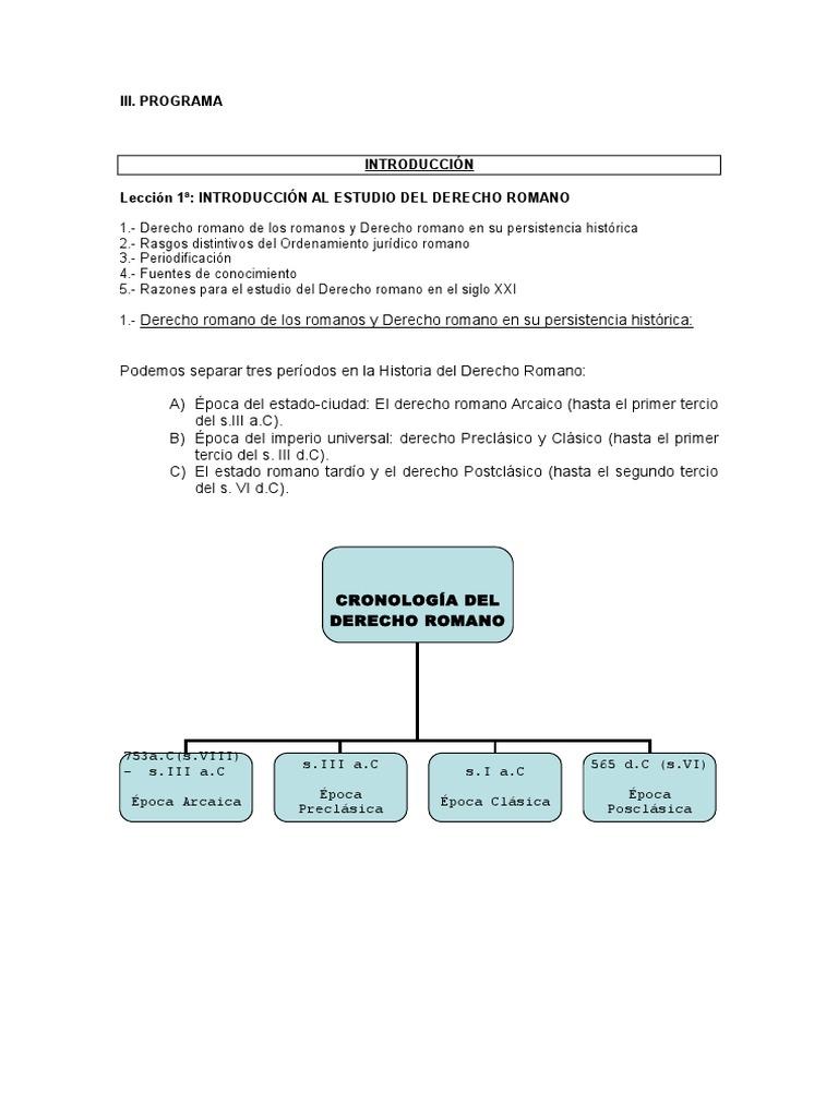apuntes de derecho romano pdf
