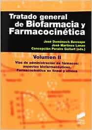 biofarmacia y farmacocinetica jose domenech pdf gratis