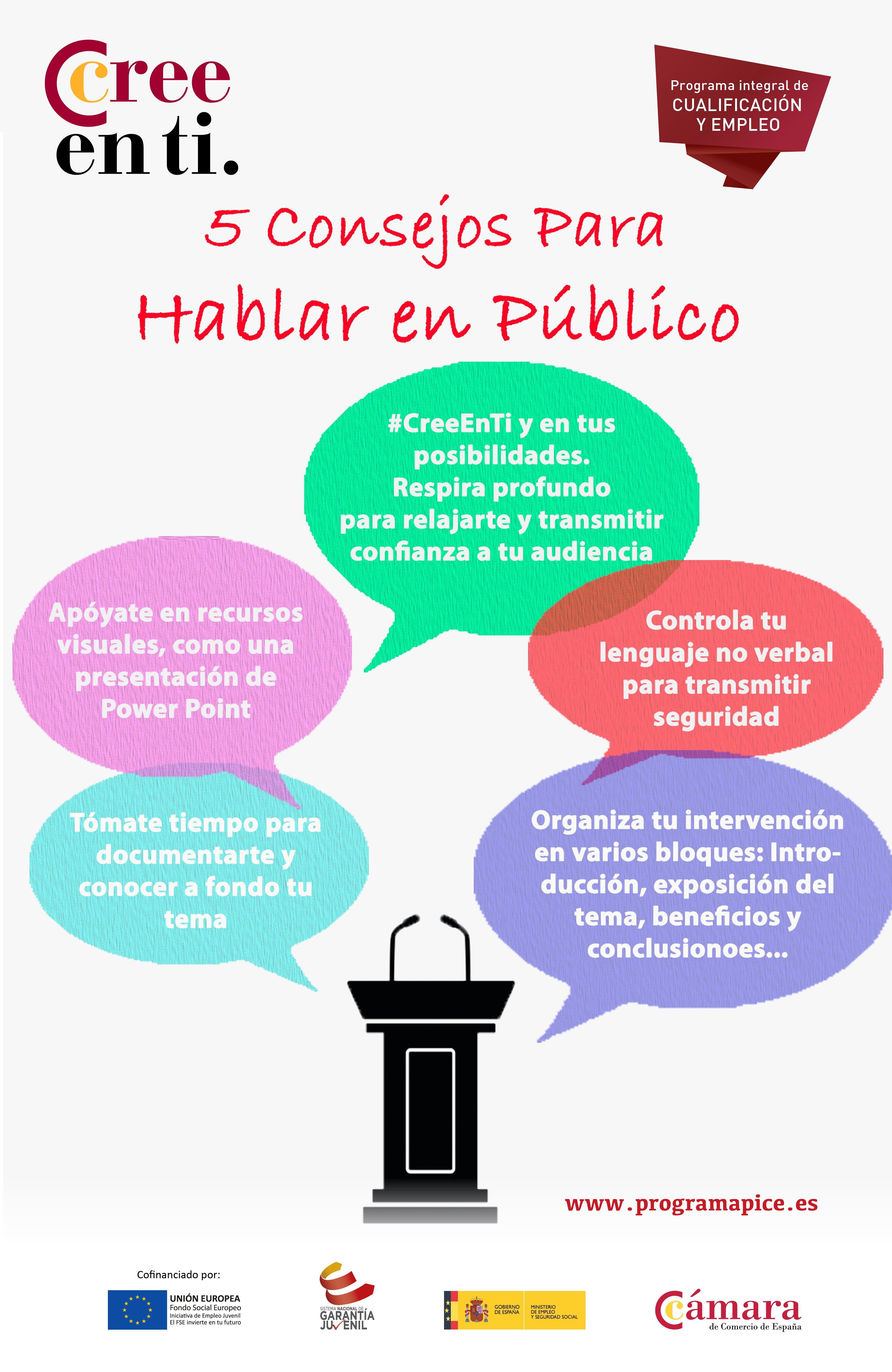 curso para hablar en publico pdf