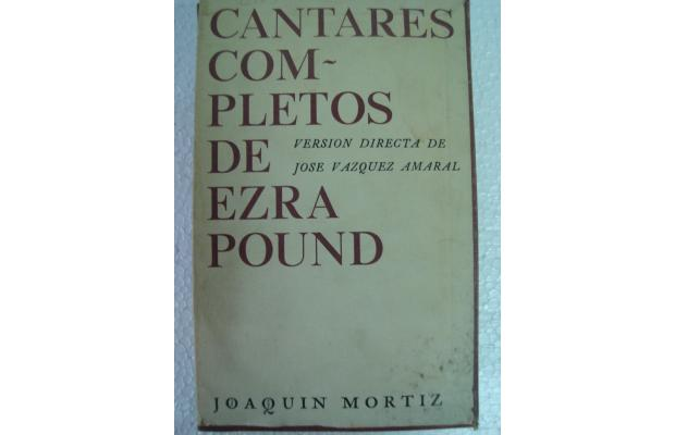 cantos ezra pound pdf en español