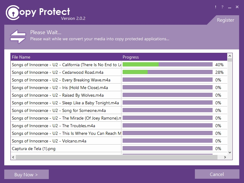 como proteger o texto do pdf de copias