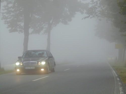condiciones adversas en la conduccion