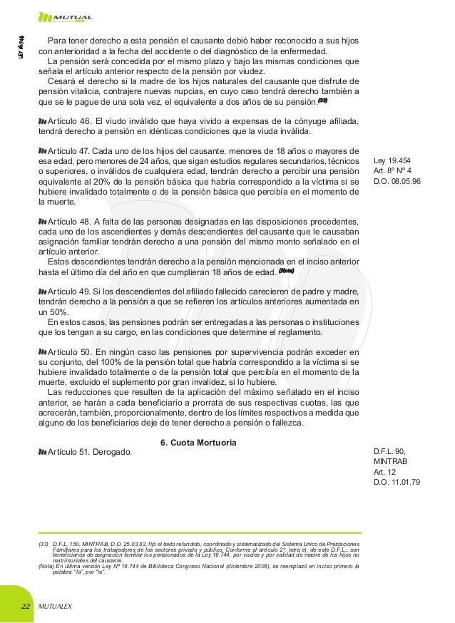accidente del trabajo artículo ley 16744 pdf