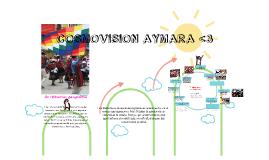 cosmovision aymara y costumbres pdf