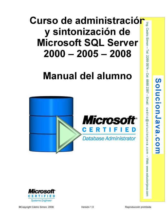 aprender sql server 2012 desde cero pdf