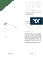 animales y flores de bach antonio paramio pdf