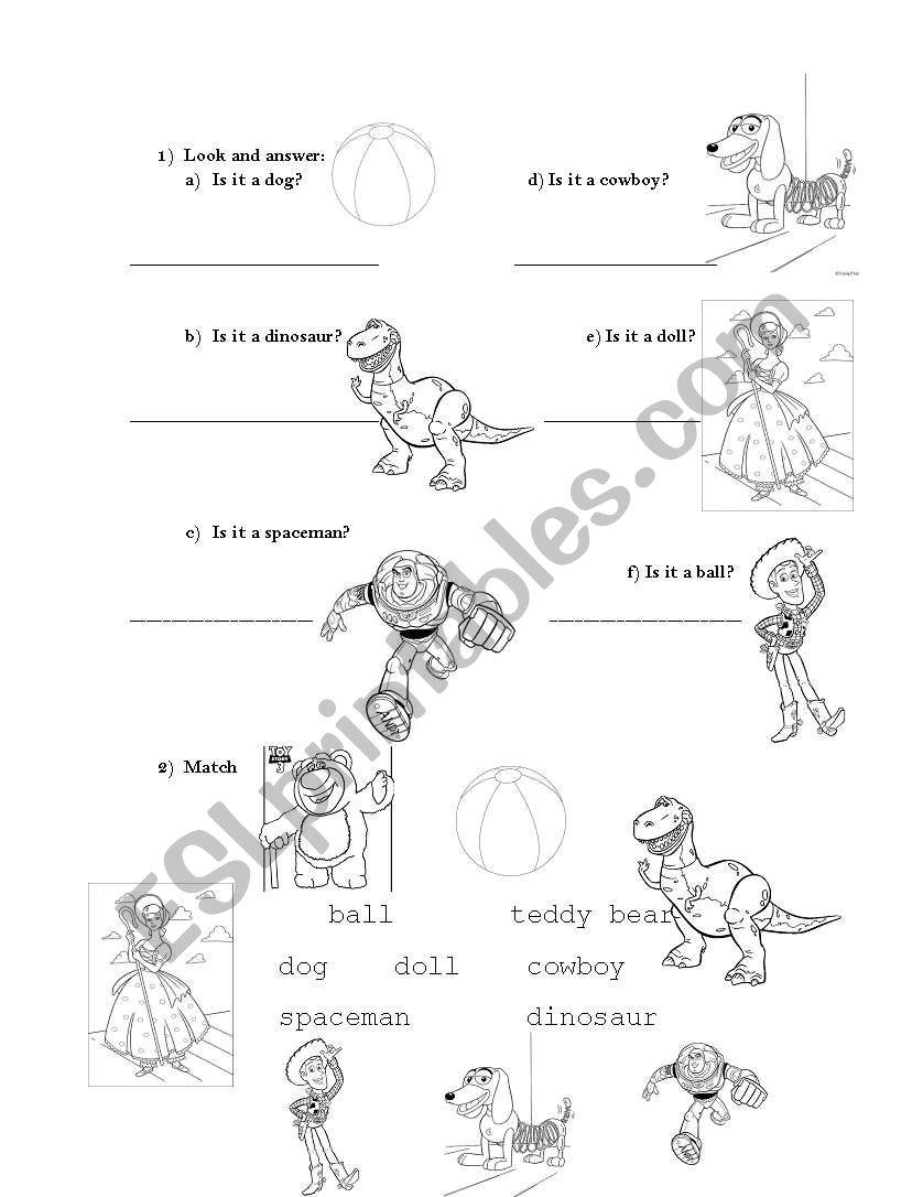 a an pdf exercises kids