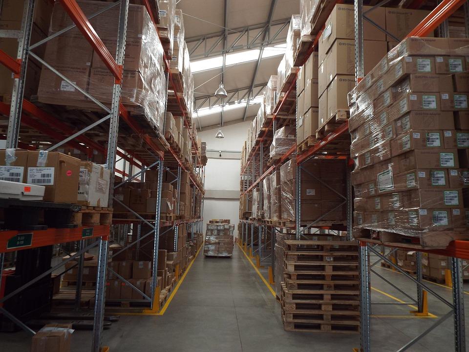 condiciones de almacenamiento en bodegas comunes