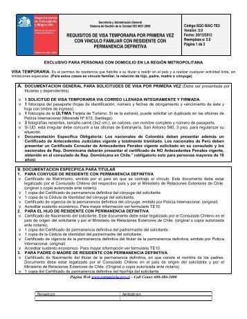 consulta de solicitud de migración