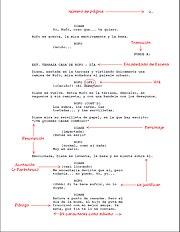 buscando a la mama perfecta guion pdf
