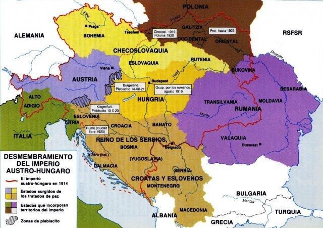 caida del imperio austro hungaro pdf