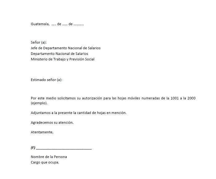 carta de solicitud de empleo asistente social