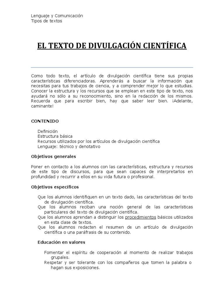 articulo cientifico sobre la celula pdf