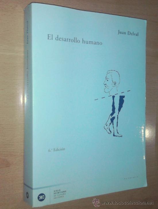 desarrollo humano juan delval pdf libro