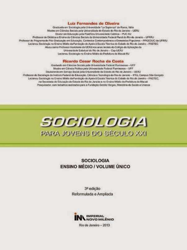 a sociologia política do reconhecimento pdf
