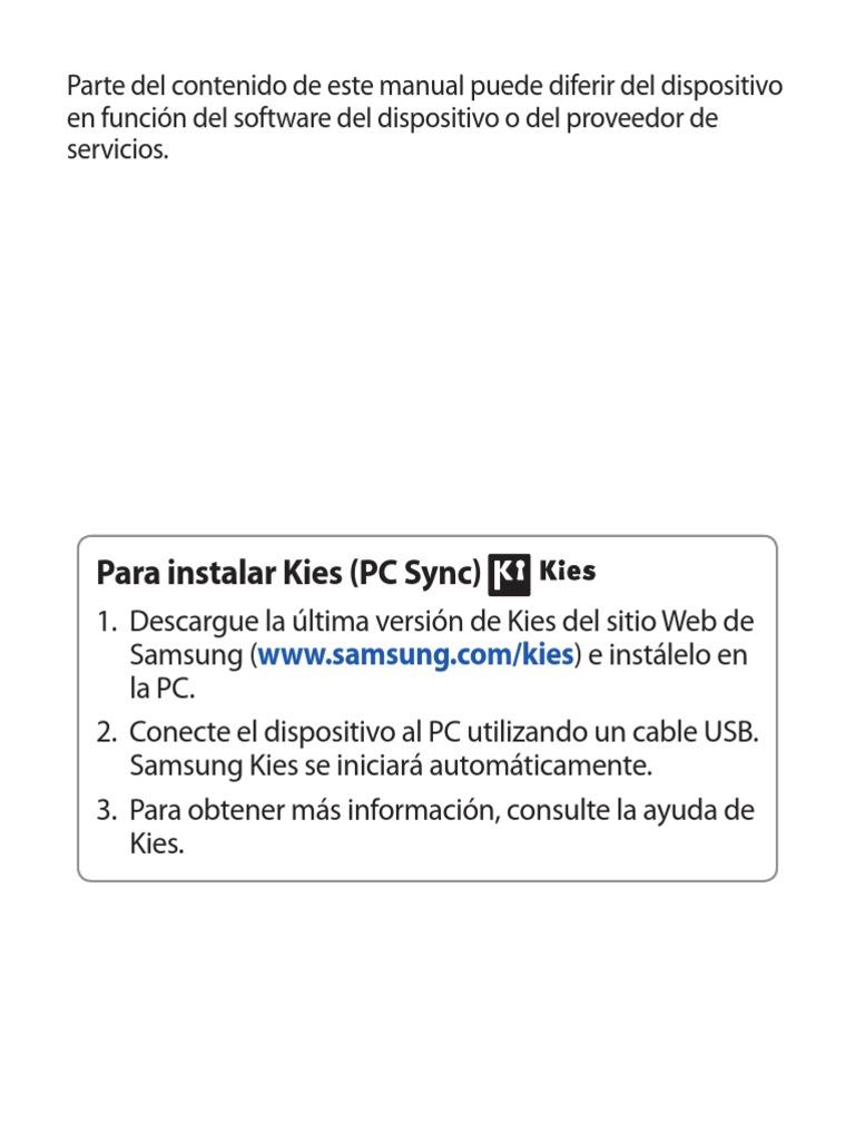 como cambiar el idioma a user manual pdf
