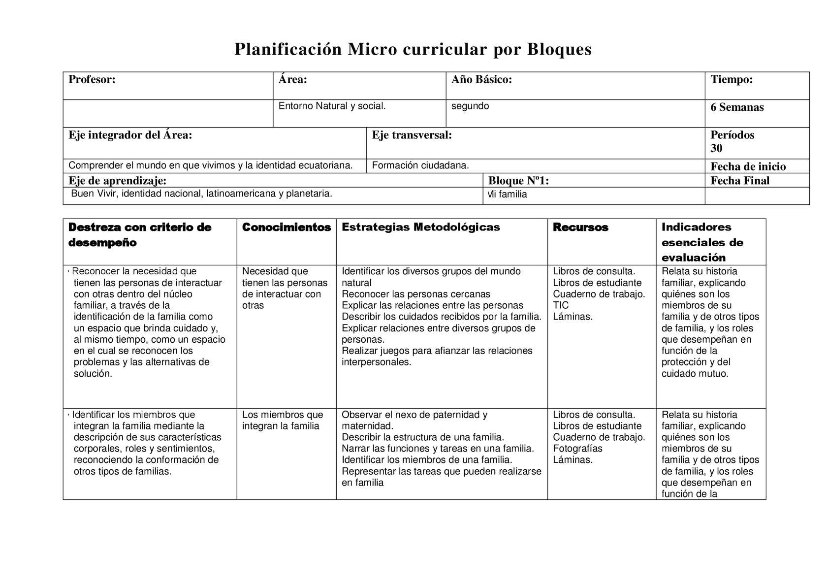 bases curriculares primer año basico pdf