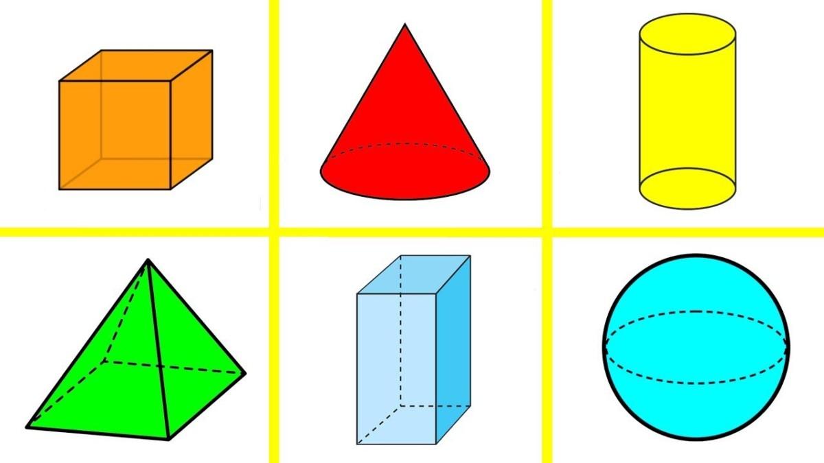 cuerpos geometricos y sus caracteristicas pdf
