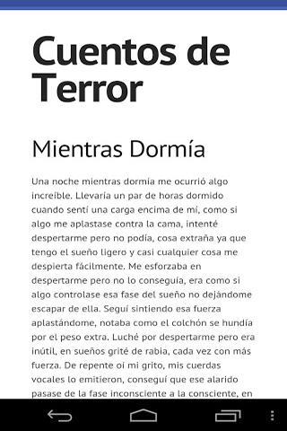 cuentos de terror 2 pdf
