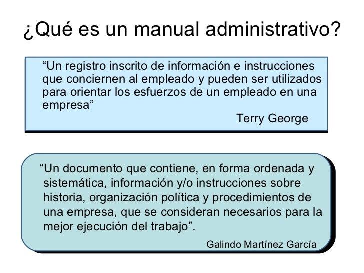 caracteristicas de un manual de instrucciones