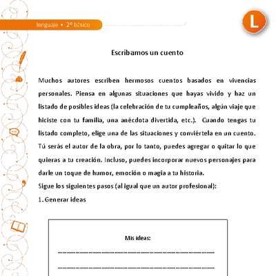 clave sendas lenguaje 2 básico pdf
